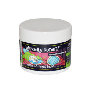 natural hotspot and fungal balm for dogs, cats, and pets of all ages